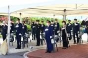 칠곡군, 303고지 추모비 한미합동 참배행사 개최
