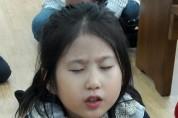 기도하는 어린이 - 김예람(6세)